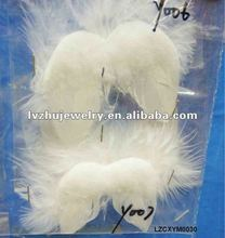 tennis mini costume feather angel wings LZCXYM0030