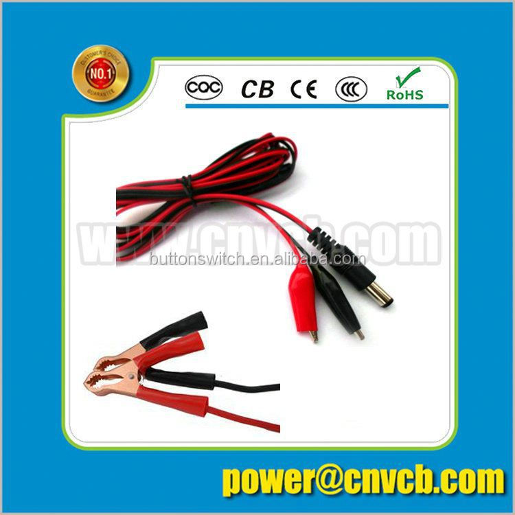 Battery clip 10A/alligator clip/alligator clamp/crocodile clip