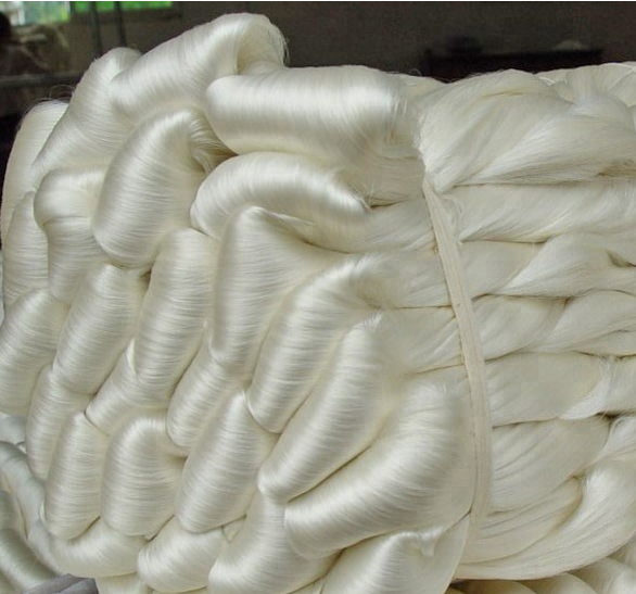 100% natural mulberry silk yarn price 20/22D