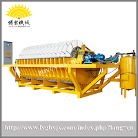 Brand New Mill Machinery Of Membrance Vacuum Disc Filter In Gas Disposal
