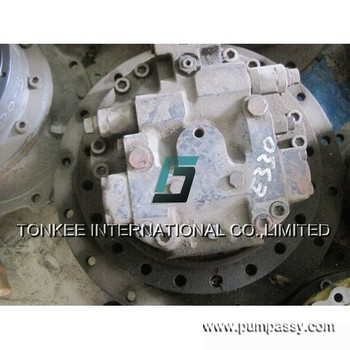 hydraulic main pump E330 final drive , final drive E330