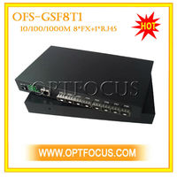 Telecommunication Gigabit Ethernet Switch