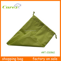 New Simple High Quality recycle Polyester Foldable Shopping Bag And Nylon Tea Bag