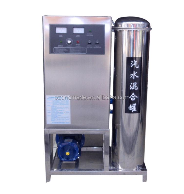 ozonated water machine