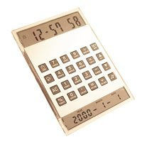 Calculator With World Time