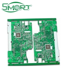 Smart Bes Immerssion Gold 2-layer PCB Board manufacturer and PCB for scrypt miner