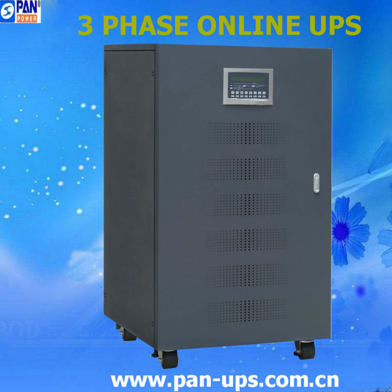 3 phase in 3 phase out 150kva ups 380V/400V