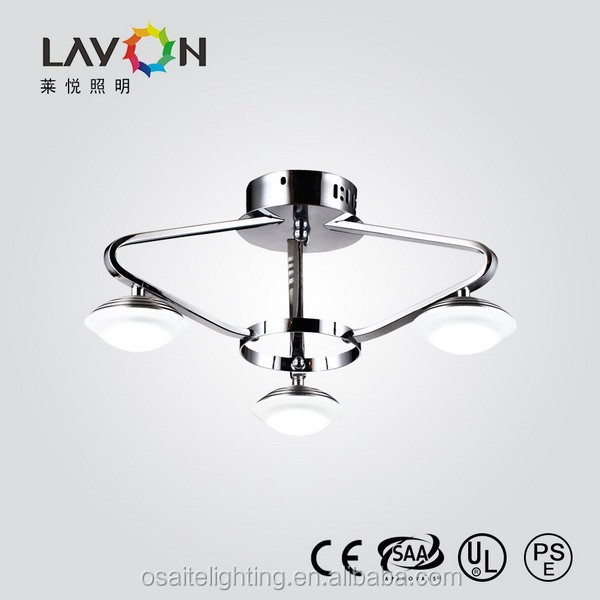 LED,LED*3W*L31 Light Source and White Color ceiling lamp