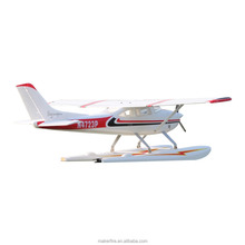Makerfire 1.5m RC Cessna 182 Model Plane 1500mm wingspan RC Airplane with Flap and Float seaplane EPO Brushless