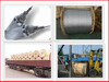Aluminum Conductor Steel Reinforced ACSR 95/15 for Myanmar