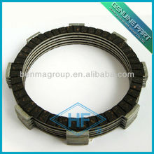 Motorcycle clutch friction plate EX5