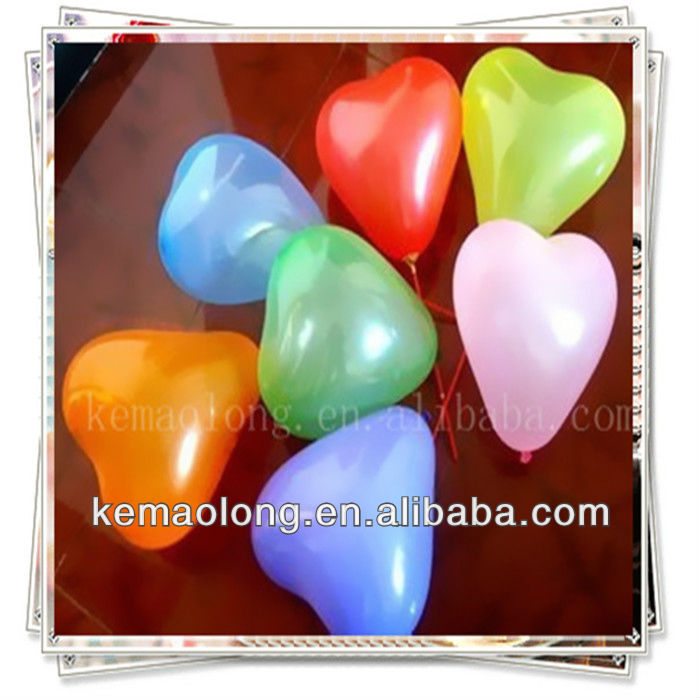 Heart-shaped latex balloon for wedding Heart Balloons are the perfect addition to your festival party decor. Choose your laparty
