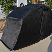 MOTORBIKE BIKE COVER TOURER MOTORCYCLE SHED TRIKE STORAGE GARAGE BARN TENT HOME