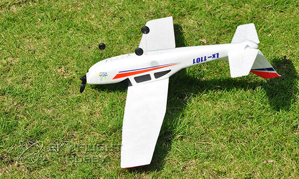 Power glider cessna for beginners