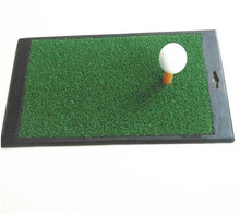 Kundenspezifische tufted nylon golf putting mat