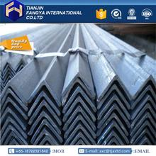 FACO Steel Group ! galvanized steel corner angles 100x100x10mm angle iron with great price