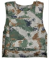 Fashion custom high quality durable camouflage print kevlar military armor tactical police bulletproof vest