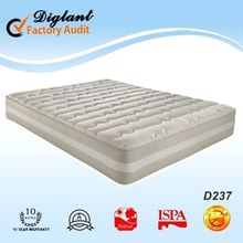 king size best coil latex spring mattress