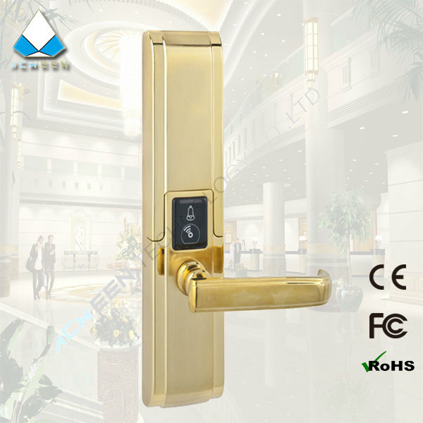 ACMEEN bio finger print rfid door lock security lock