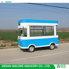 Beautiful design mini truck food small truck trailers