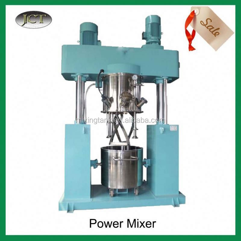 2015 Most Commonly Used Liquid And Dry High Speed Mixer Machine For polyol and isocynate