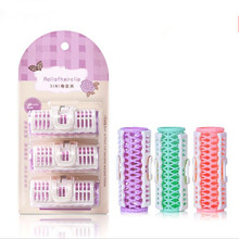Wholesale DIY Hair Remover Roller Plastic Hair Roller