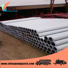 Good quality st52 dn125 concrete pump delivery pipe and Spare Parts for Concrete Pump Truck and trailer