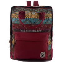Latest design fashion backpack laptop bags