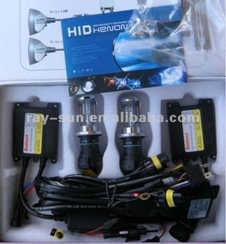 wholesale DC H4,H7 35W 55W super slim Hid kit