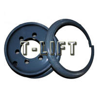 Forklift Tire Rims