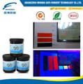 UV Fluorescent anti-forgery ink (long wave and short wave)