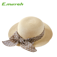 wholesale custom summer straw farmer hat for children lifeguard