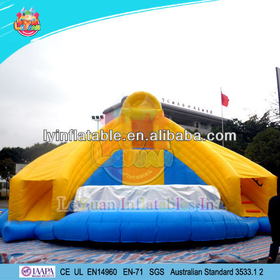 New inflatable slide combo, inflatable slide and jump,space jump inflatable