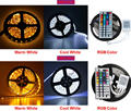 5M Non-waterproof SMD3528 5050 5630 RGB LED Strip Ribbon Light with CE&Rohs Approval