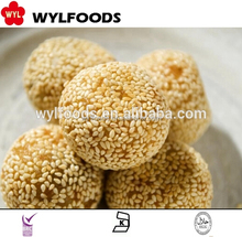 Chinese High quality Iqf frozen sesame ball