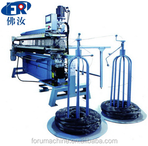 pocket bonnel spring assembling machine