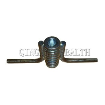 "1""X1-1/4"" NC THREADED INSERT"