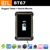 BATL BT67 SWT0761 1gb ram 16gb rom 10hours gps keep use shockproof rugged tablet pc manufacturer