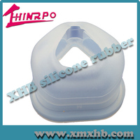 silicon medical oxygen breath mask