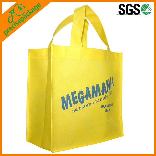 Eco-friendly trendy reusable best PP non woven shopping bag
