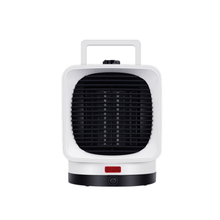 Desktop handy mini PTC electric portable easy home quiet fan <strong>heater</strong>