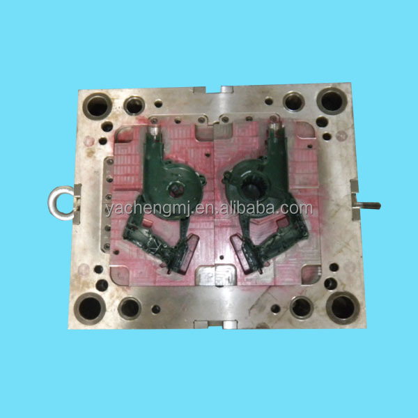 China Professional Plastic Injection Mould Maker