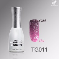 Silk-stocking Long Lasting Temperature Change Gel For Nail Art