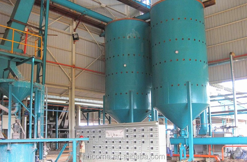 The Newest Technology Crude Palm Olein Processing and CPO Refining Machine with CE and ISO