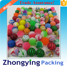 Bulk Colored Rubber Ball for game machine