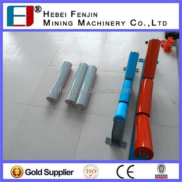 Carrying Idler Roller, Support Trough Roller, Mining Conveyor Belt Roller