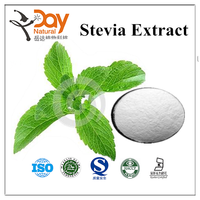 High Quality Natural Plant Stevia Leaf Extract Powder in Stock