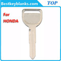 E179 Replacement Meta Car key Blanks HON58 In China