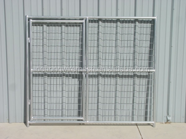 Welded Wire Mesh Dog Kennel(ISO9001)