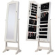 Armoire Floor Cheap Mirrored Furniture Antique Jewelry Cabinet